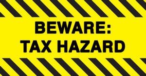 Mutual Fund Tax Hazards